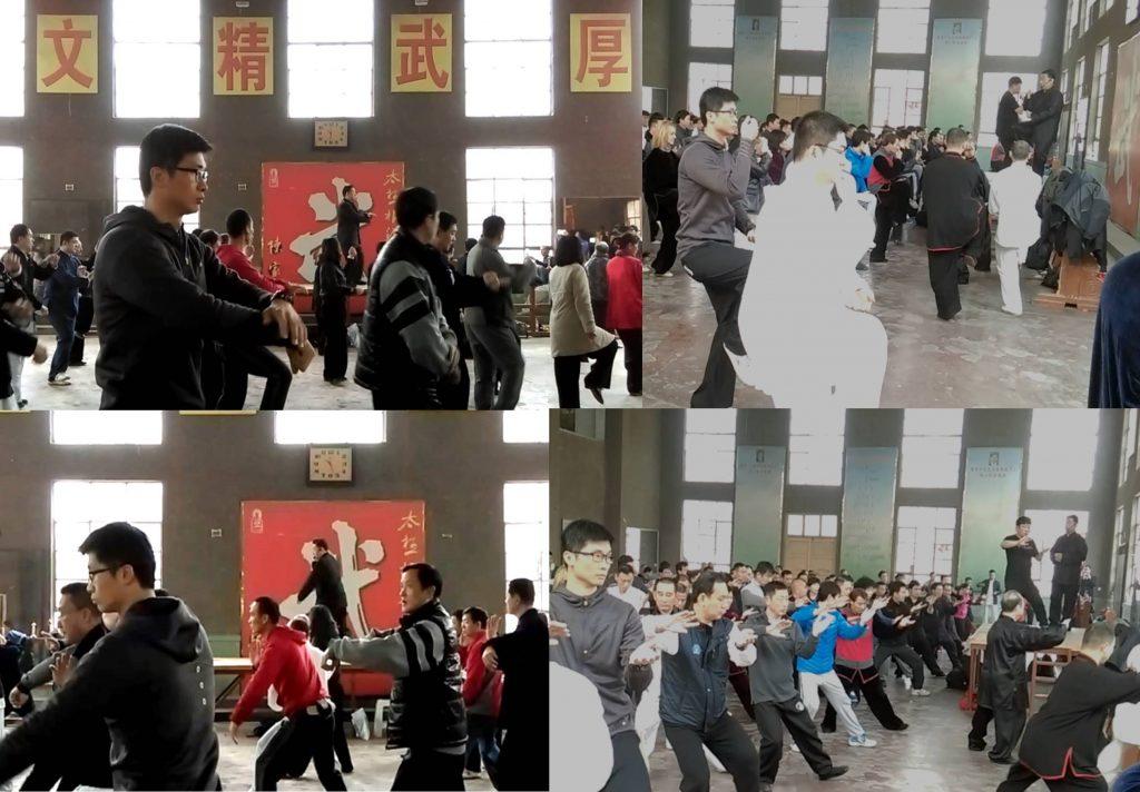 2015陳小旺大師培訓 – 國內班 – 新架二路(河南溫縣陳家溝)